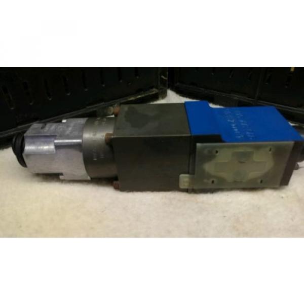 origin Rexroth Valve 0 811 402 007 origin Rexroth solenoid valve #2 image
