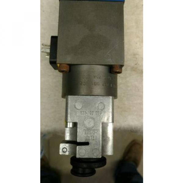 origin Rexroth Valve 0 811 402 007 origin Rexroth solenoid valve #3 image