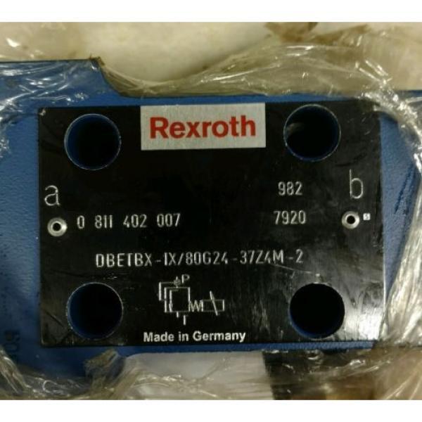 origin Rexroth Valve 0 811 402 007 origin Rexroth solenoid valve #5 image
