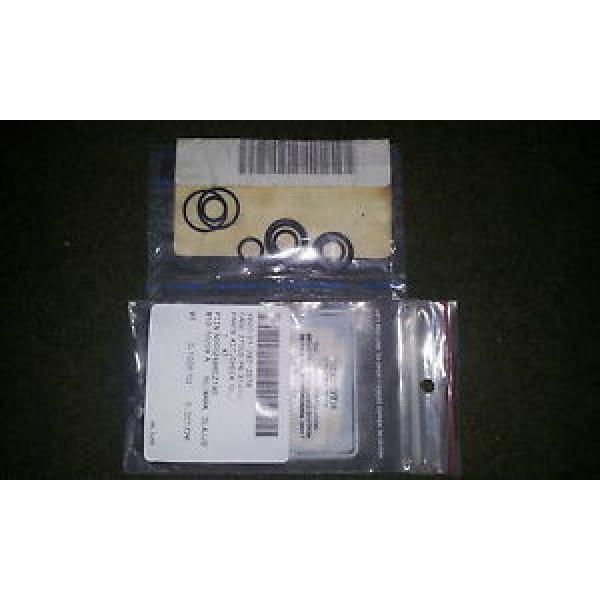 Bosch Rexroth O-ring Check Valve Parts kit Lot Of 2 Origin #1 image