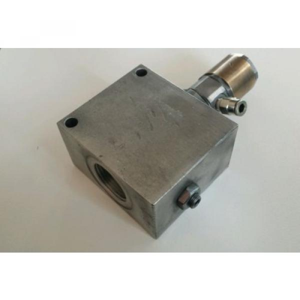 Rexroth Air Operated Hydraulic Check Valve 1#034; BSPP ports #1 image