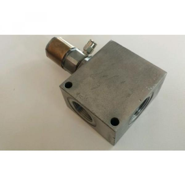 Rexroth Air Operated Hydraulic Check Valve 1#034; BSPP ports #2 image