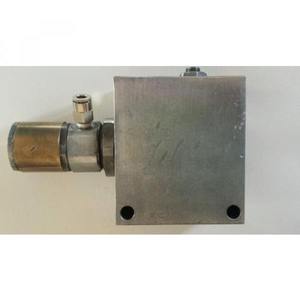 Rexroth Air Operated Hydraulic Check Valve 1#034; BSPP ports #5 image