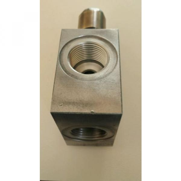 Rexroth Air Operated Hydraulic Check Valve 1#034; BSPP ports #6 image