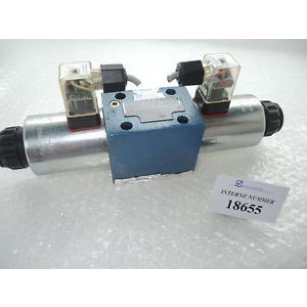 4/3 way valve Rexroth  5-4WE 10 E34-33, Arburg injection molding machines #1 image