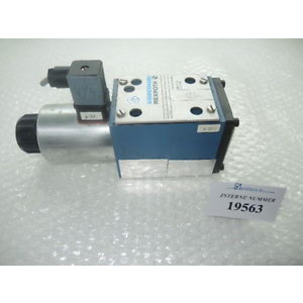 4/2 way valve Rexroth  5-4WE10C32/CG24N9Z4 #1 image