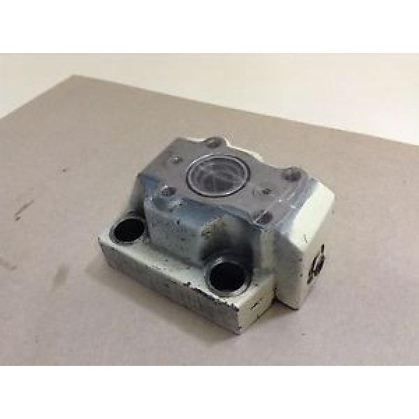Rexroth Valve AGA05810C1 Used #67724 #1 image