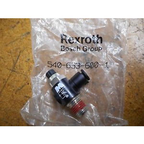 Bosch Rexroth 540-633-600-1 Flow Control Valve origin #1 image