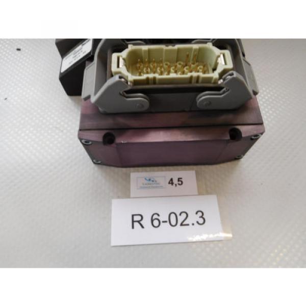 Rexroth Mecman R480263202 Valve terminal mit3 x rexroth 261-108-120-0 unused #2 image