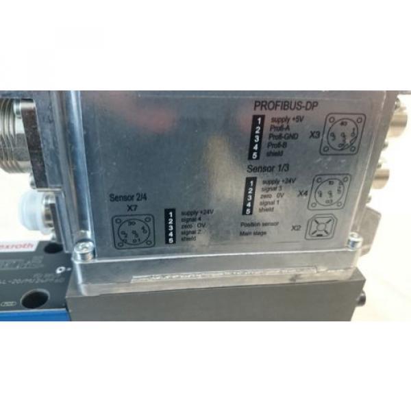 Rexroth 4WRPNH 6C B24L-20/M/24PF6G, Servovalve, High-response valve IAC-R #5 image