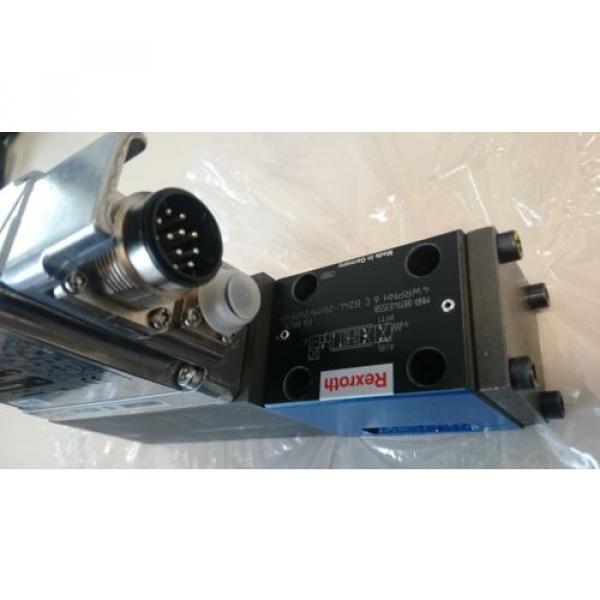 Rexroth 4WRPNH 6C B24L-20/M/24PF6G, Servovalve, High-response valve IAC-R #7 image