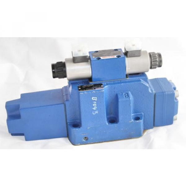 Rexroth R900962462 with R900955887 4WRZ 3DREP Proportioning amp; Reducing Valve #1 image