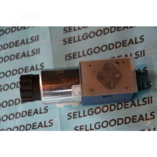 Rexroth R900049890 M-4SED6D13/350CG96N9K4 Hydraulic Solenoid Valve 80/96VDC origin #3 image