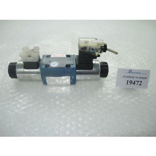 4/3 way valve Rexroth  4WE 6 E62/EG24N9K4, Battenfeld used spare parts #1 image