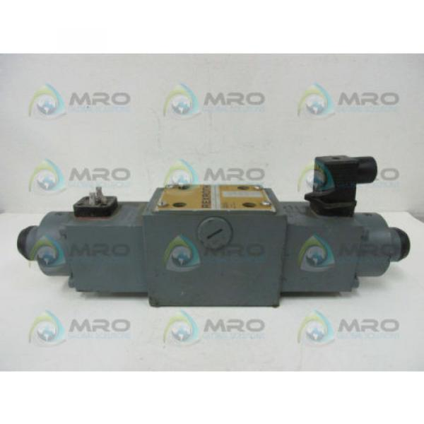 REXROTH 4WRA10E10-10/24NZ4/M PROPORTIONAL VALVE USED #1 image
