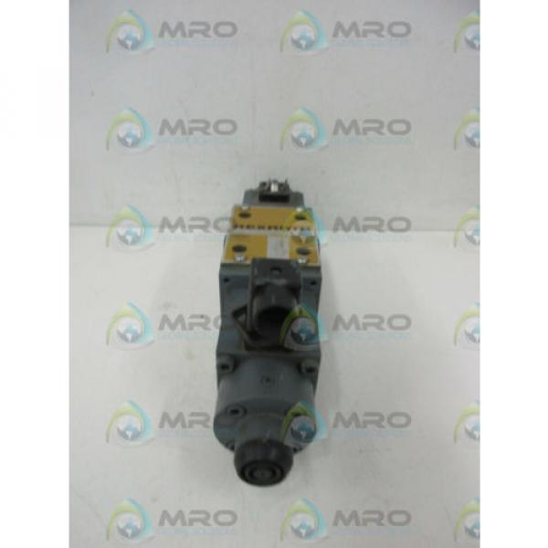 REXROTH 4WRA10E10-10/24NZ4/M PROPORTIONAL VALVE USED #2 image
