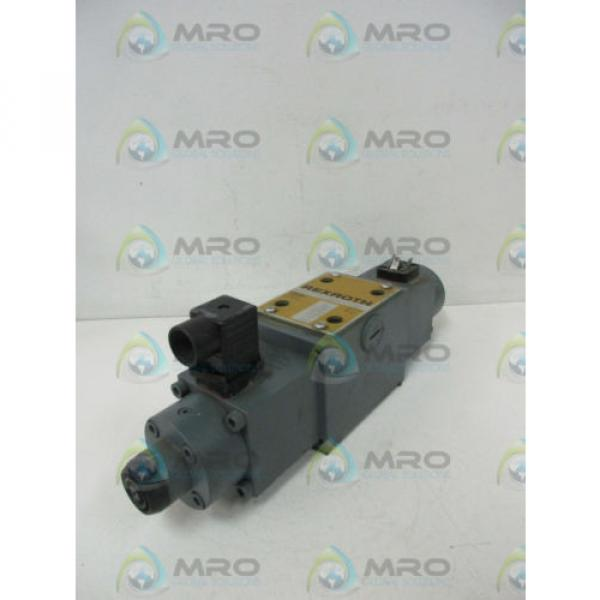 REXROTH 4WRA10E10-10/24NZ4/M PROPORTIONAL VALVE USED #3 image