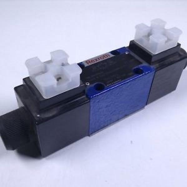 Rexroth R901195648 Direct-Spool Valve 4WE6E6X/EW24N9K4/ZV NMP #1 image