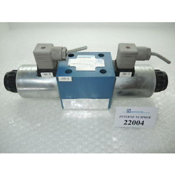 4/3 way valve Rexroth  4WE 10 J32/CG24N9Z4, Demag Spatre parts #1 image