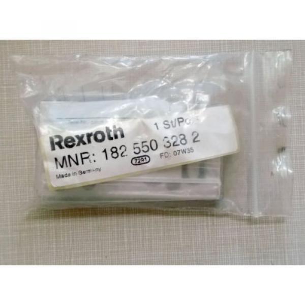 Origin REXROTH BOSCH GROUP MNR:1 825 503 282 2 PNEUMATIC VALVE PLATE #1 image