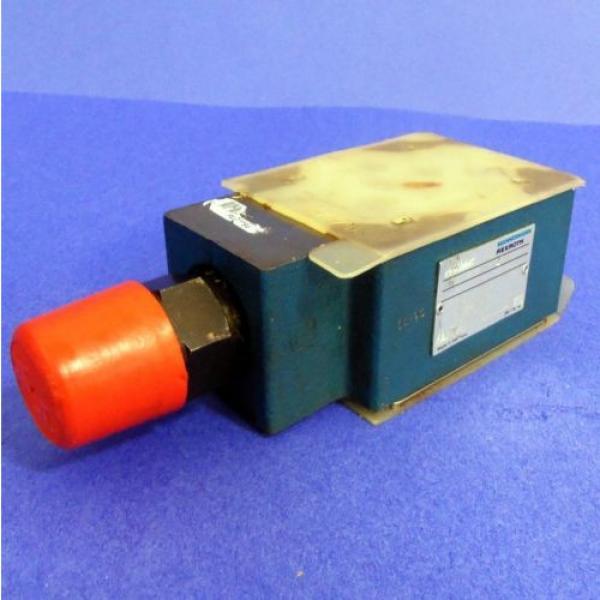MANNESMANN REXROTH REDUCING VALVE HSZ-06-A1003018315M00 Origin NO BOX #1 image