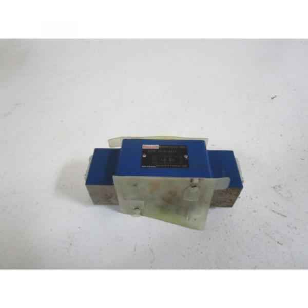 REXROTH VALVE Z2FS10-5-34/V RUST Origin NO BOX #1 image