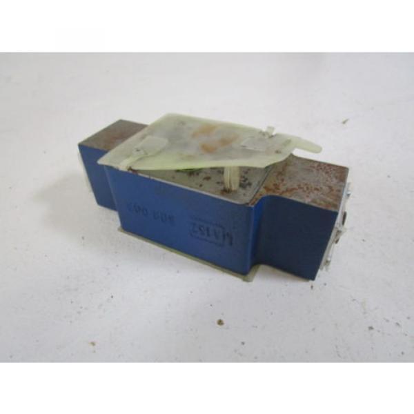 REXROTH VALVE Z2FS10-5-34/V RUST Origin NO BOX #3 image