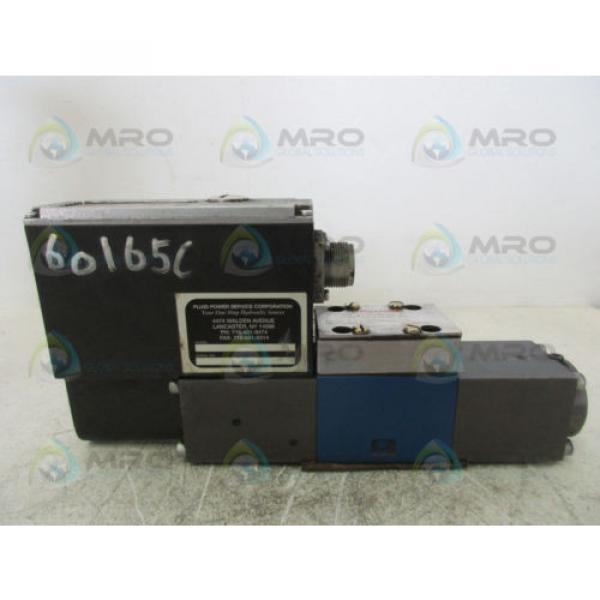 REXROTH 4WRSE-6-V10-31/G24K0/A1V PROPORTIONAL VALVE USED #1 image