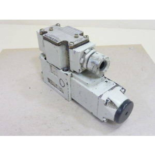 Rexroth Directional Valve 4WE6D52/AW120-60 Used #44565 #1 image