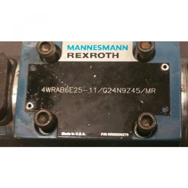 Mannesmann Rexroth Directional Valve P/N RR00009279 #2 image