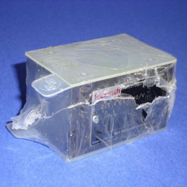REXROTH Z15 6 E05-40/V  HYDRAULIC CHECK VALVE Origin NO BOX #1 image