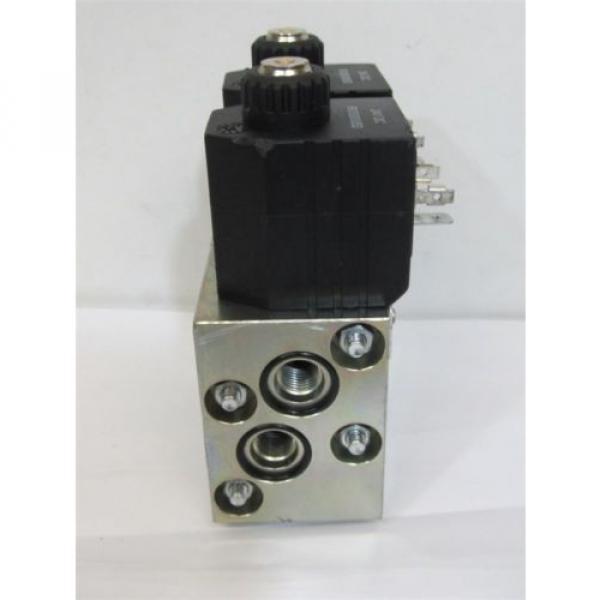 Rexroth L711 Series, Double Bank 8/2, 24 vdc, Directional Flow Diverter Valves #2 image
