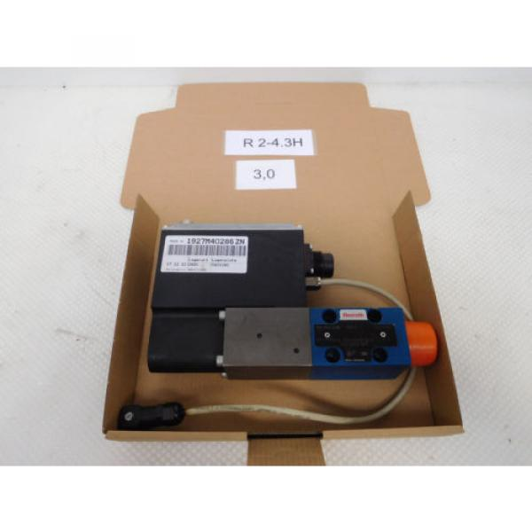 Rexroth VTDFPE-A-22/G24K0/2A0F/V-017, rexroth R900702586, Proportional valve #1 image