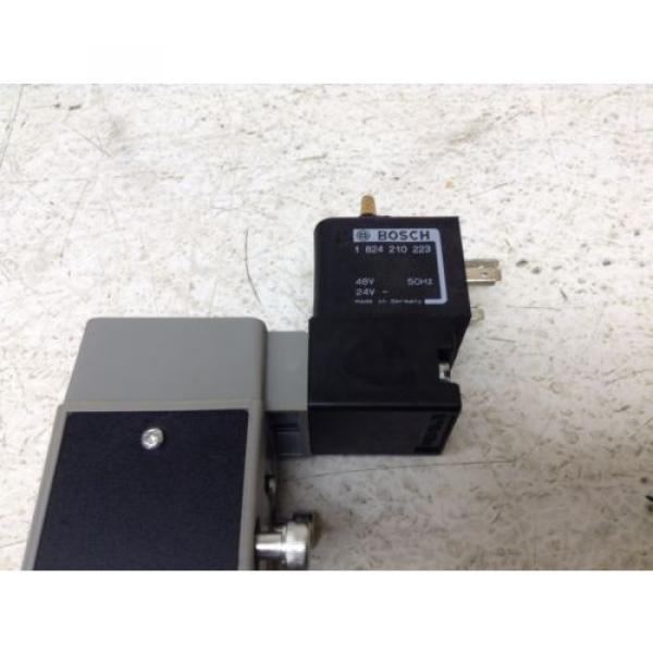 Rexroth Bosch 0-820-027-126 24 VDC 48 VAC Control Valve 0820027126 1824210223 #3 image