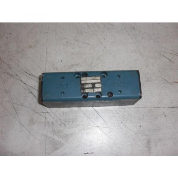 REXROTH GT10050-3333 CERAM VALVE USED #1 image