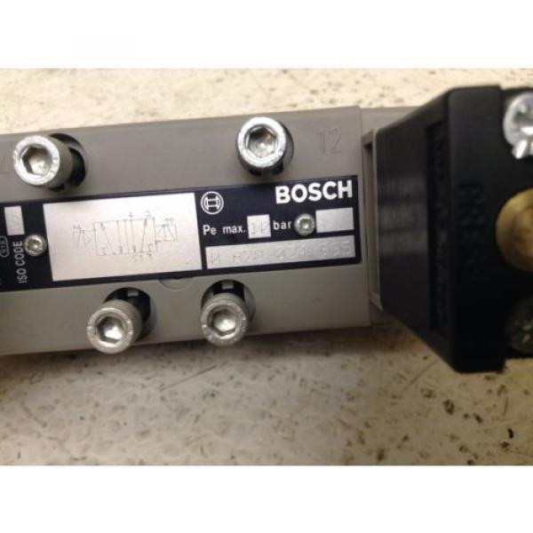 Rexroth Bosch 0-820-024-995 24 VDC 48 VAC Control Valve 0820024995 1824210223 #2 image