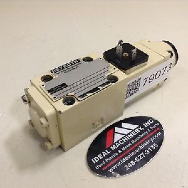 Rexroth Hydraulic Valve 4WE6Y1-51/AG24N9K4V Used #79073 #1 image