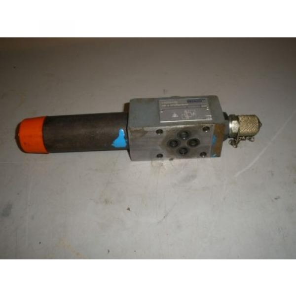 Rexroth Hydraulic Pressure Reducing Valve DR6DP2-52/75YM #1 image