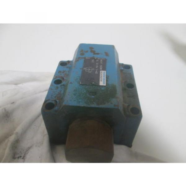 REXROTH 587560 SL30PA 1-42 HYDRAULIC VALVE AS PICTURED #2 image