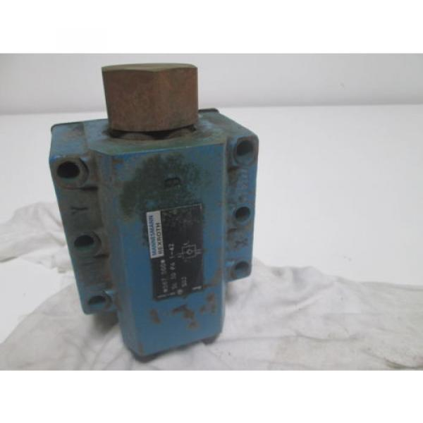 REXROTH 587560 SL30PA 1-42 HYDRAULIC VALVE AS PICTURED #4 image