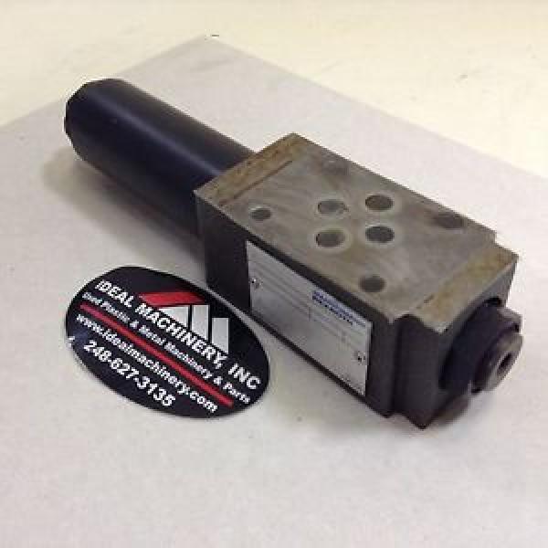 Mannesmann Rexroth Hydraulic Valve ZDR6DP2-41/150YM/12 Used #74449 #1 image