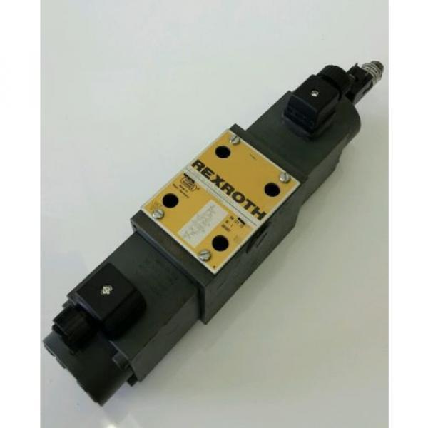 Rexroth 4WRE10 Proportionalventil Servoventil servo proportional valve 605041 #1 image