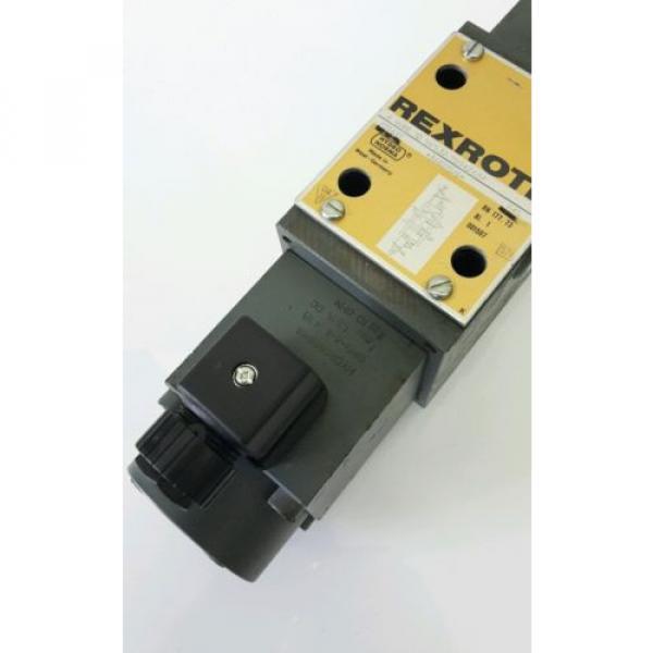Rexroth 4WRE10 Proportionalventil Servoventil servo proportional valve 605041 #2 image