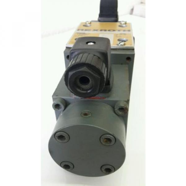Rexroth 4WRE10 Proportionalventil Servoventil servo proportional valve 605041 #3 image