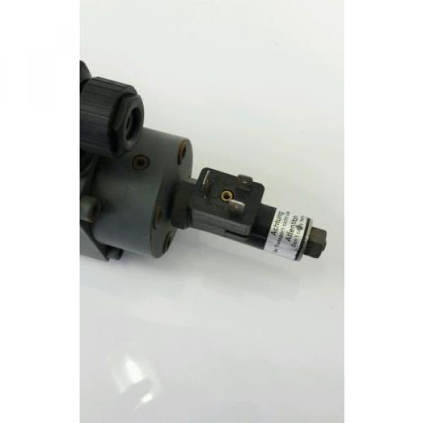 Rexroth 4WRE10 Proportionalventil Servoventil servo proportional valve 605041 #7 image