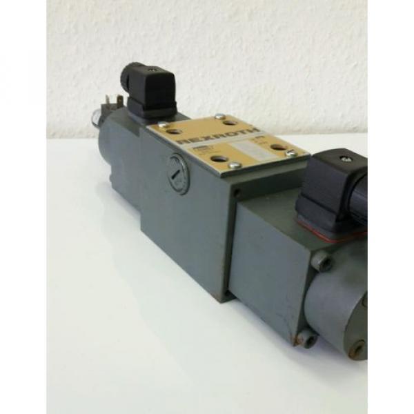 Rexroth 4WRE10 Proportionalventil Servoventil servo proportional valve 605041 #9 image