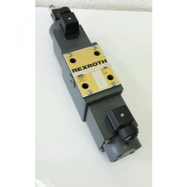 Rexroth 4WRE10 Proportionalventil Servoventil servo proportional valve 605041 #11 image