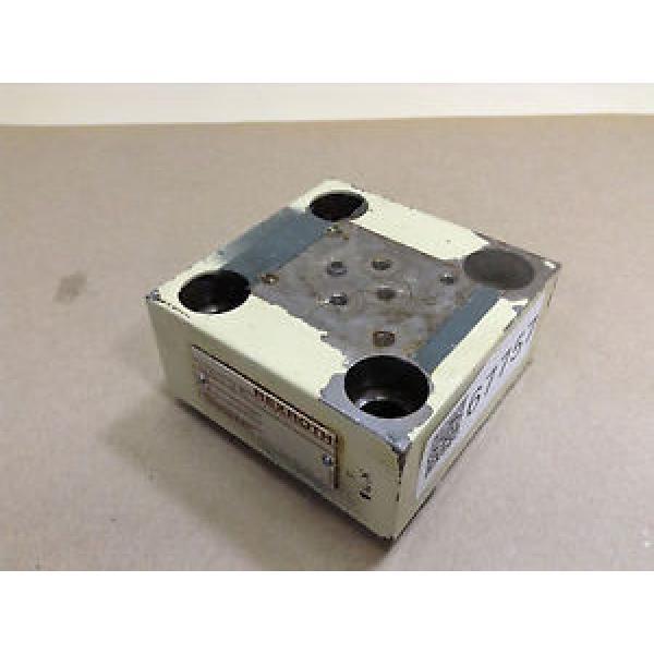 Rexroth Hydraulic Valve LFA25WEB60/V/12 Used #67757 #1 image