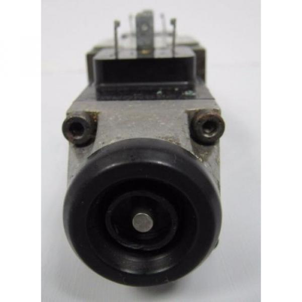 REXROTH 4 WE 6 D51/OFAG24NZ4 F32 24V DC 26W HYDRONORMA VALVE  USED #7 image