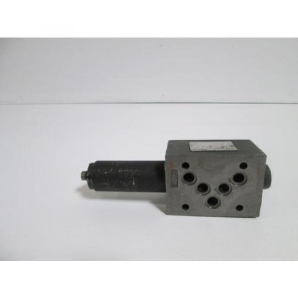 REXROTH HYDRUALIC VALVE ZDR10DP2-50/150YM/5 Origin NO BOX #1 image